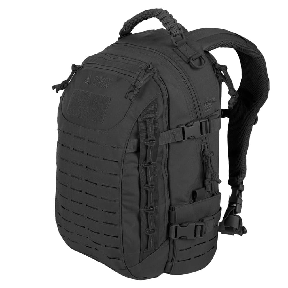 Direct Action バックパック 25L DRAGON EGG MK2 モール対応 [ ブラック ] ダイレクトアクション ドラゴン エッグ マーク2 BP-DEGG-CD5 背嚢 カバン かばん 鞄 ミリタリー ミリタリーグッズ サバゲー装備