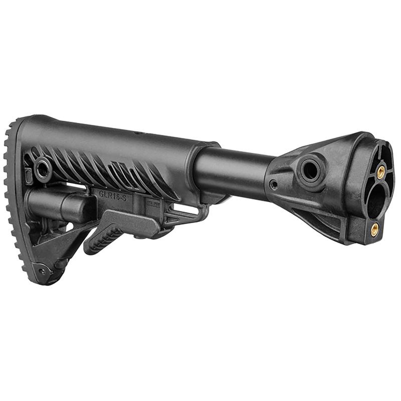 FABディフェンス 実物 バットストックセット M4-G3 FK H&K G3用 FAB-Defense ファブディフェンス ストックパイプ 銃床 リトラクタブルストック スライドストック HK G3A3 G3A4 M4ストック
