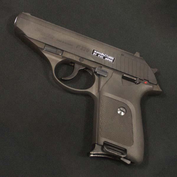 KSC ガスガン SIG SAUER P230JP ヘビーウエイト シグザウエル | ケー・エス・シー ケーエスシー ハンドガン 抹消 ピストル ガス銃 18才以上用 18歳以上用 ガスブローバック