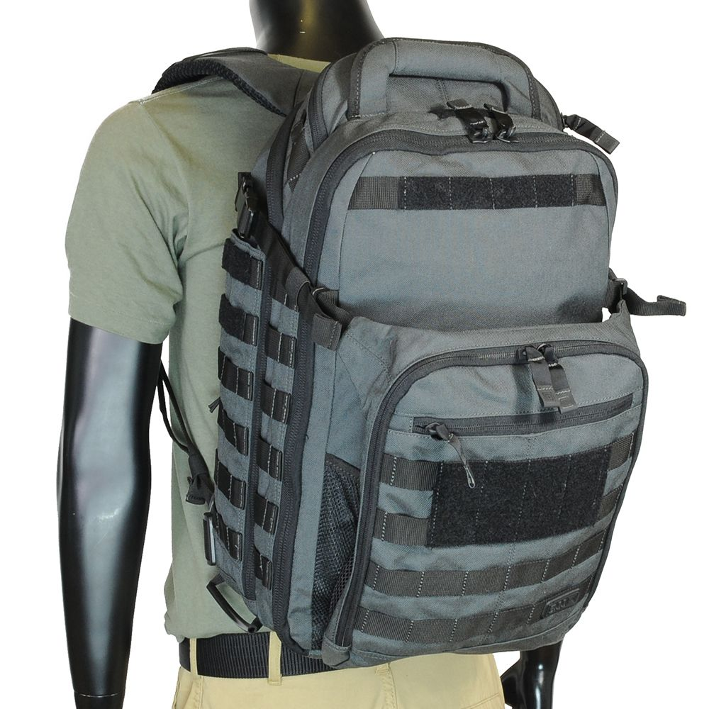 repmart 5 11 tactical backpack all hazard prime 56997 double bag