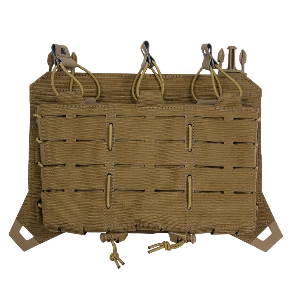 Direct Action トリプルマガジンポーチ M4 AK用 SPITFIRE [ コヨーテブラウン ]