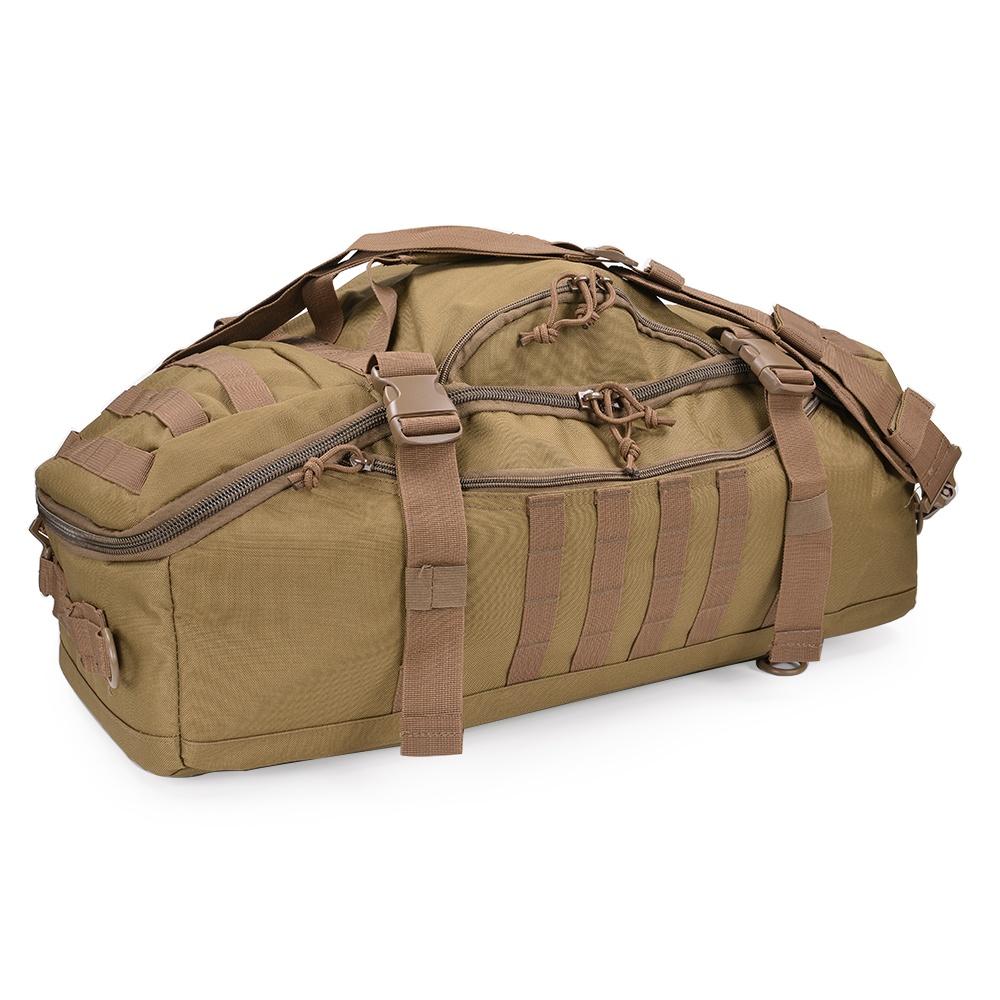RED ROCK ダッフルバッグ トラベラーダッフルバッグ 80260 [ ダークアース ] レッドロック ダッフルバック ミリタリー バックパック かばん カジュアルバッグ カバン 鞄 帆布