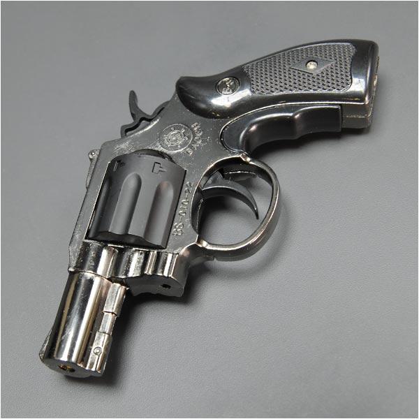 repmart turbo lighter revolver minipistol gun smoking equipment