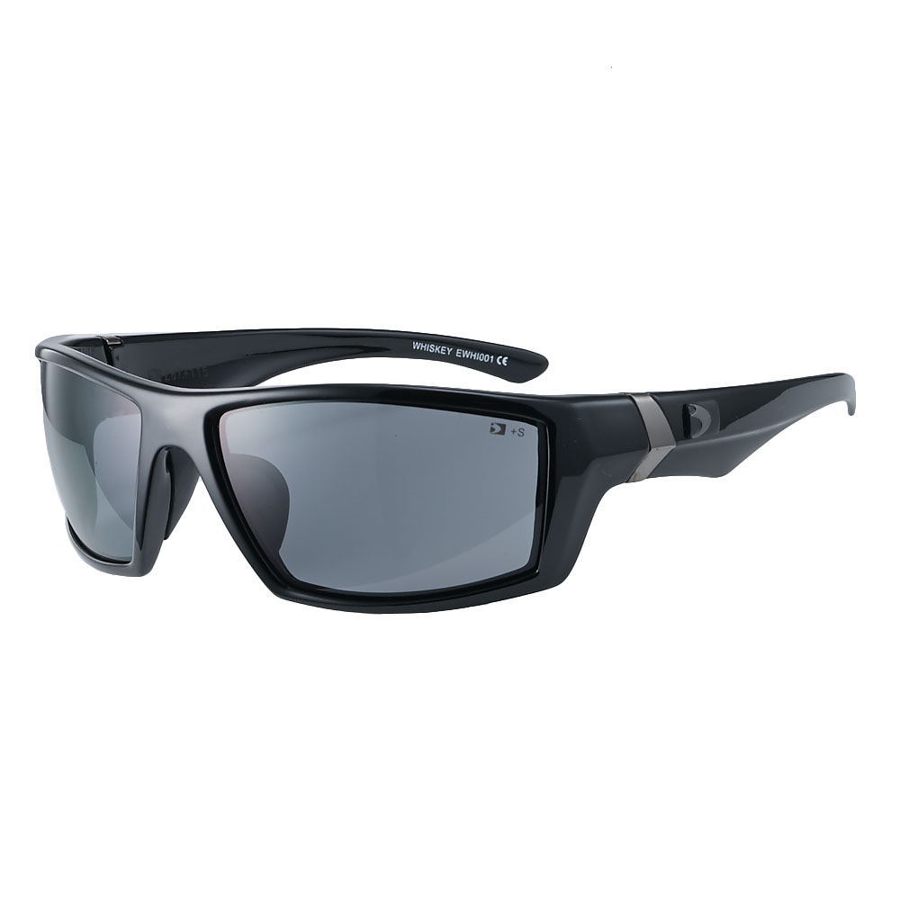 BOBSTER サングラス EWHI001 ウイスキー スモーク ボブスター メンズ アイウェア 紫外線カット UVカット 保護眼鏡 保護メガネ 曇り止め 防雲 アンチフォグ