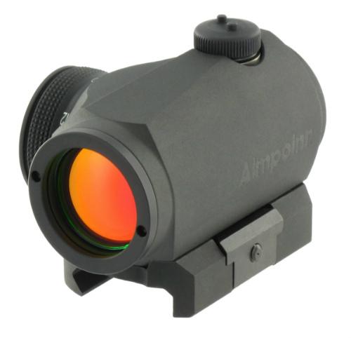 AIMPOINT レッドドットサイト Micro T-1 | エイムポイント ダットサイト 光学照準器 トイガンパーツ サバゲー用品 ミリタリー装備