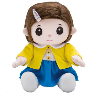 おしゃべり人形で脳トレ ものしりパートナー いっしょに脳トレ おりこうのんちゃん おしゃべりぬいぐるみ