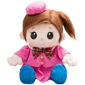 プレゼントにも最適!ラッピングも承ります ものしりパートナー 旅大好き!はるちゃん【電池9本付】 ドールセラピー 高齢者 おしゃべり人形 認知症 癒し人形