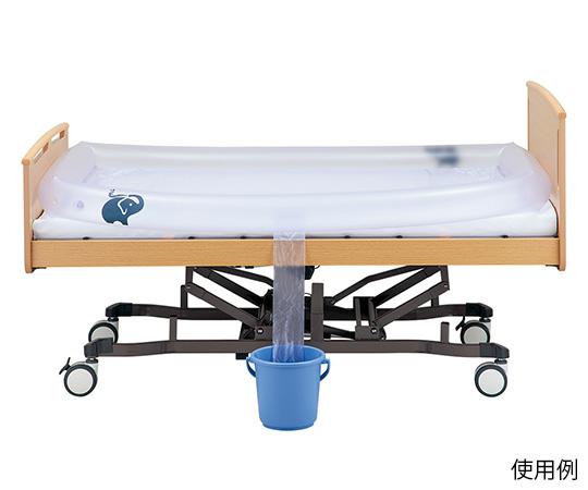 寝たきり患者用快適バス(CONFORTBANHO) 水平ベッドタイプ  4589638296659