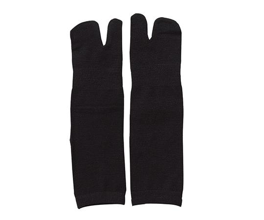 和み足袋(ディスポ靴下) 120足入 黒