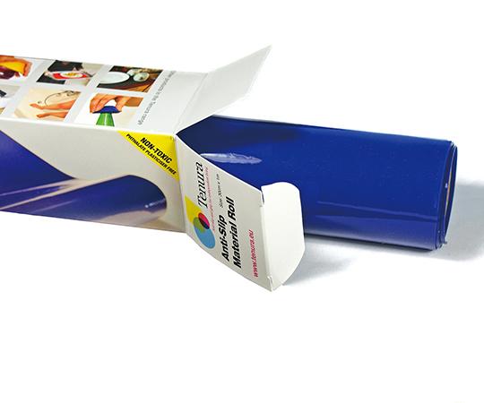 Tenura 滑り止めシート(40cm×2m)青 T/R7 生活支援用品  4589638294778