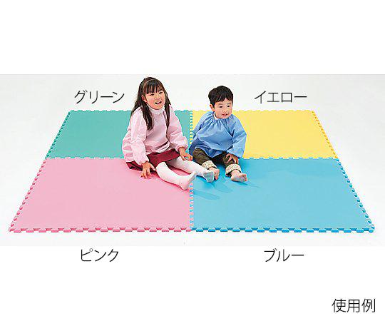 エッグクッションマット ピンク4枚セット