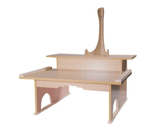 枕机(木目プリント) 二段600タイプ