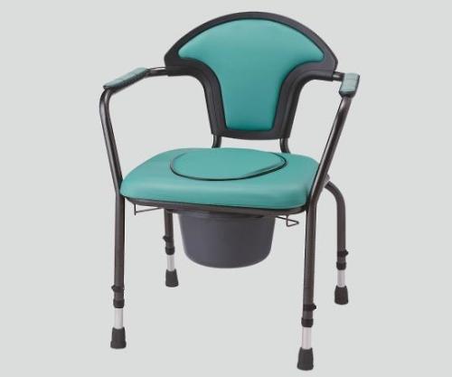 らくらくポータブルトイレ 111373 4958995813739 便座椅子