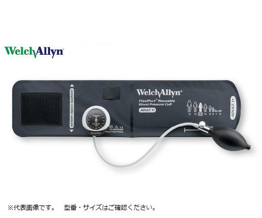 ウェルチ・アレン アネロイド血圧計 デュラショック・ゲージ一体型高精度 小児用 DS45-09