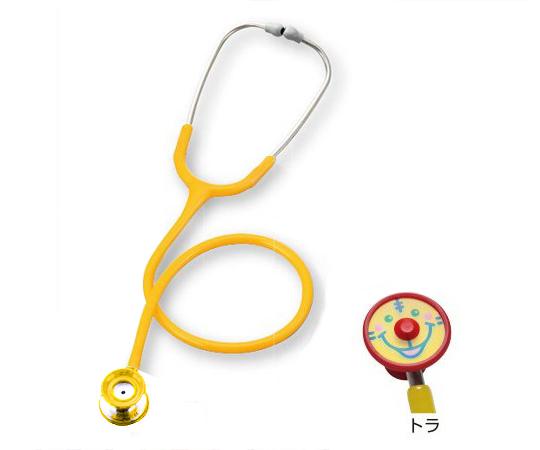 ゼラメド聴診器 コスモリットS3イエロー 4573345080229