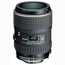 トキナー 交換レンズ AT-X M100 PRO D 100mm F2.8 MACRO【ニコンFマウント】