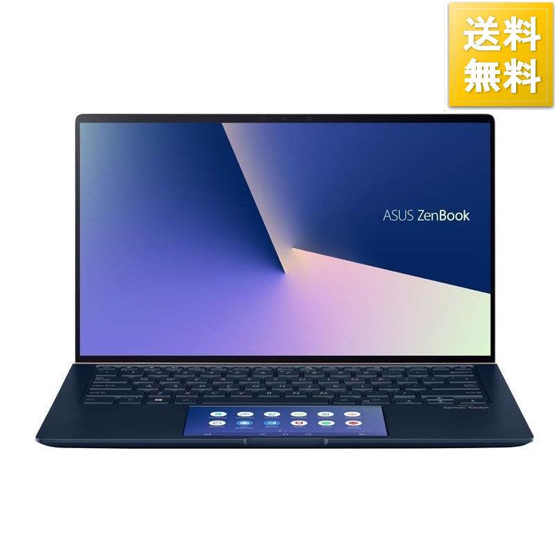 ASUS エイスース 14型ノートパソコン 贈り物 ZenBook 超定番 ロイヤルブルー 14 UX434FLC-A6358TS UX434FLC
