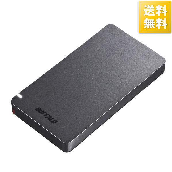 お得 BUFFALO USB3.1 Gen2 セール特価 ポータブルSSD ブラック 1.9TB SSD-PGM1.9U3-B SSDPGM19U3B