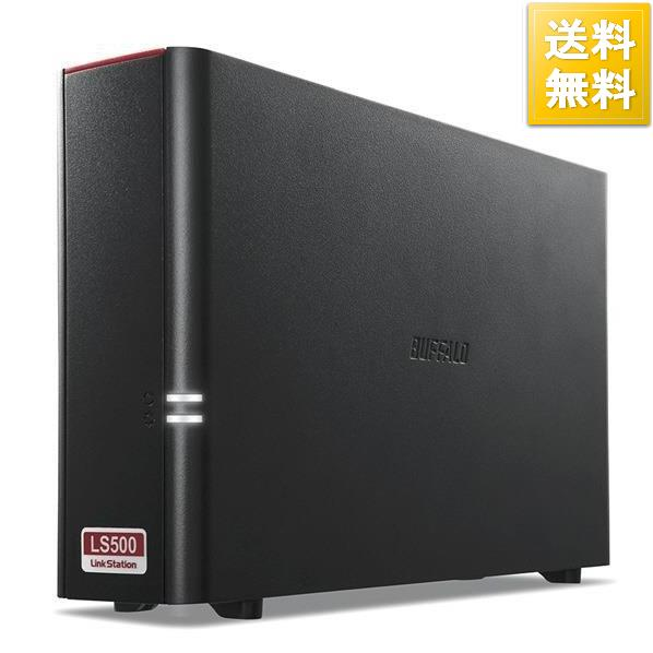 激安通販販売 BUFFALO 半額 SOHO向け1ドライブNAS 3TB LS510DN0301B