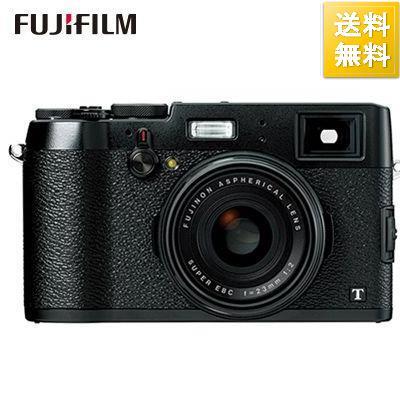 <title>富士フイルム デジタルカメラ 1600万画素 往復送料無料 Xシリーズ X100T-B ブラック</title>