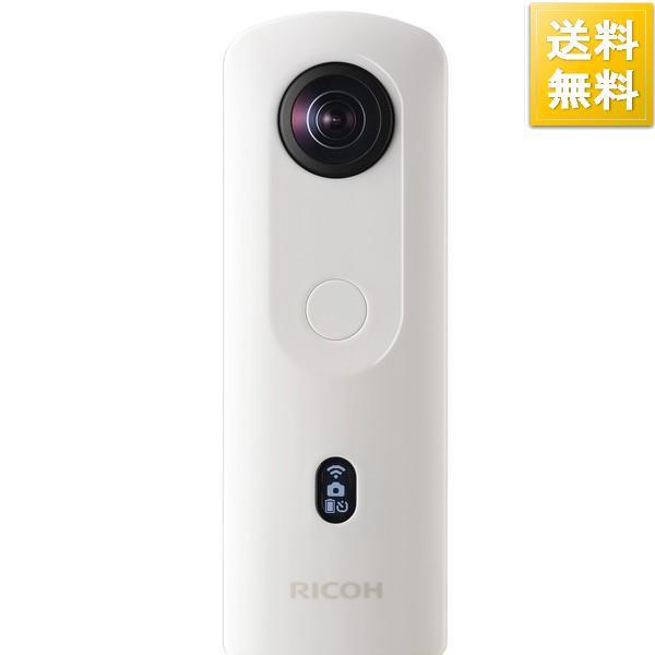 RICOH THETA SC2 ホワイト 360度カメラ 全天球カメラ シータ