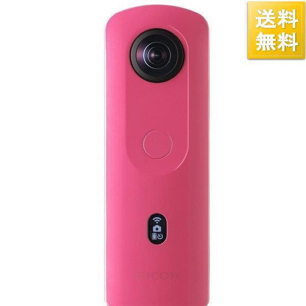 RICOH THETA SC2 ピンク 360度カメラ 全天球カメラ シータ