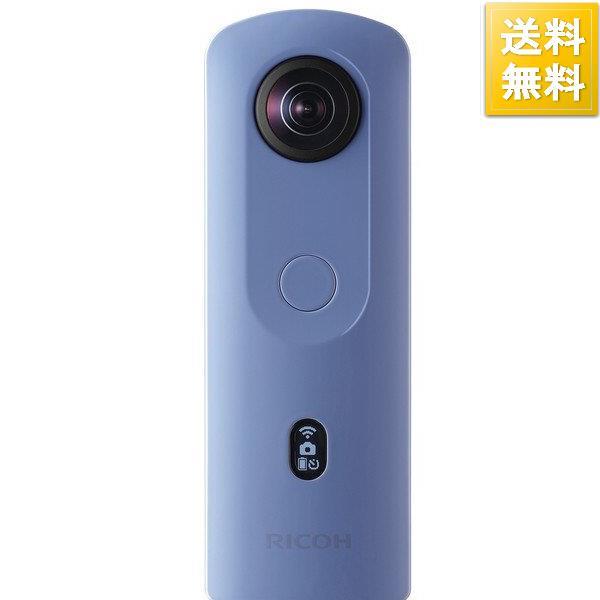 RICOH THETA SC2 ブルー 360度カメラ 全天球カメラ シータ