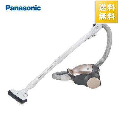 パナソニック 高い素材 掃除機 紙パック式クリーナー 電気掃除機 シャンパンゴールド 割引も実施中 MC-PK21G-N