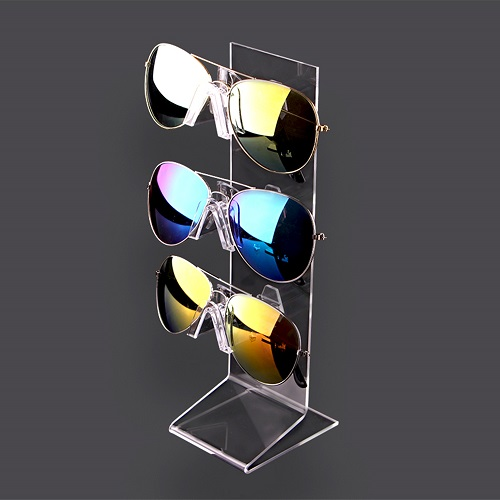 眼鏡 公式通販 サングラスをおしゃれにディスプレイ 送料無料 メガネコレクションタワー メガネ サングラス スタンド コレクション 通販 ディスプレイ 収納 タワー 訳あり品送料無料 置き