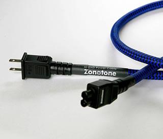 Zonotone ゾノトーン めがねタイプ電源ケーブル 6N2P-3.5 Blue MEGANE (1.5m) 新品