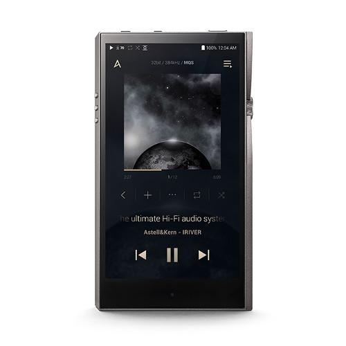 Astell&Kern ポータブルオーディオプレーヤー A&futura SE100 Titan Silver 新品