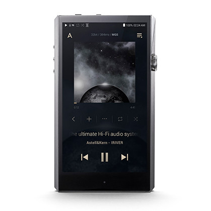 Astell&Kern ポータブルオーディオプレーヤー A&ultima SP1000 (Stainless steel) 新品