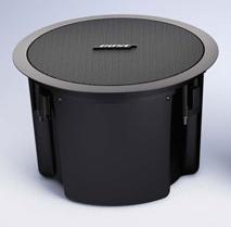BOSE ボーズ 天井埋め込み型スピーカー DS100F (ブラック) 1本 新品
