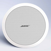 bose in ceiling speakers. the stereo shop bose bose ceiling-mounted speakers ds 100 f(w) white in ceiling r