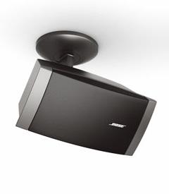 BOSE ボーズ 全天候型スピーカー(天井吊り下げブラケット付属) DS40SE-CMB (ブラック) 1本 新品