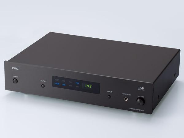CEC シーイーシー D/Aコンバーター DA5 (ブラック) 新品