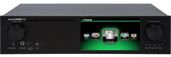 cocktail Audio カクテルオーディオ マルチメディアプレーヤー X45 (ブラック) 新品