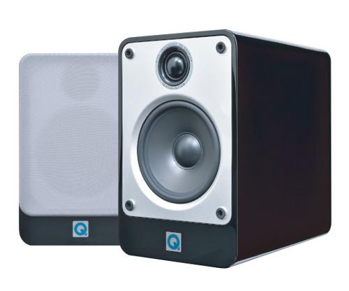 Q Acoustics キューアコースティクス スピーカー Concept20J (ブラック) ペア 新品
