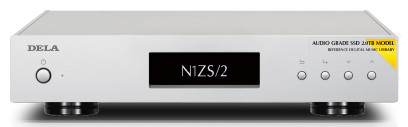DELA ハイレゾ対応デジタルミュージックライブラリ HA-N1ZS20/2A SSD 2TB(2TB×1) 新品