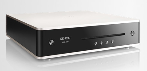 DENON デノン CDプレーヤー DCD-100 新品