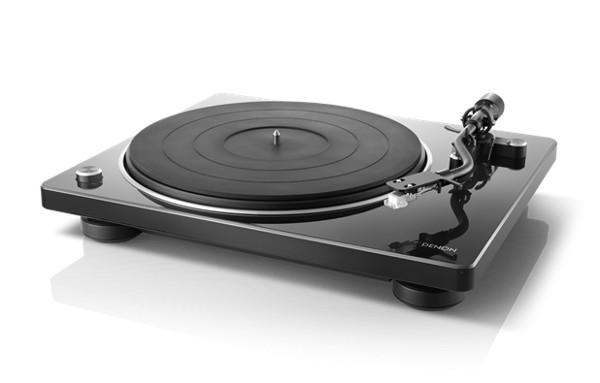 DENON デノン レコードプレーヤー DP-400 新品