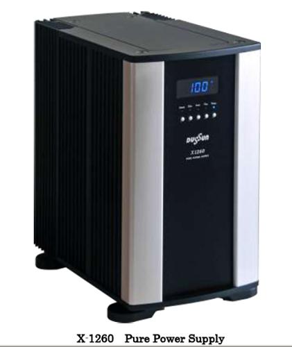 DUSSUN ダッサン クリーン電源 X-1260i (X1260i) 新品