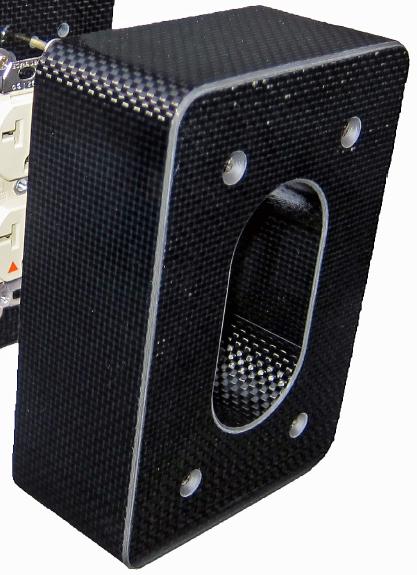 希望者のみラッピング無料 高い素材 Eau Rouge オールージュ ER-CPZ2 新品 コンセントプレート