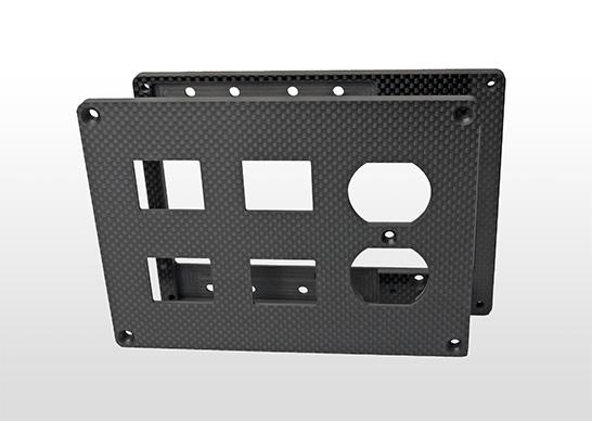 Eau Rouge オールージュ 3連コンセントベース&コンセントプレート SG-3BP/HG (1セット) 新品