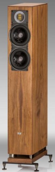 ELAC エラック スピーカー FS407 (ハイグロスウォールナット) ペア 新品
