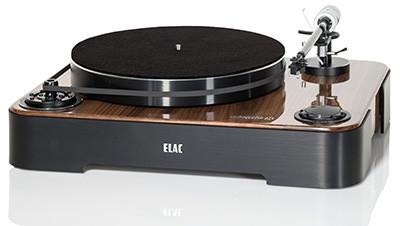 ELAC エラック アナログレコードプレーヤー MIRACORD 90 (ハイグロスウォールナット) 新品