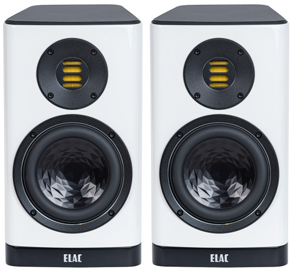 ELAC エラック スピーカー VELA BS403 (ハイグロスホワイト) ペア 新品