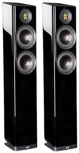 ELAC エラック スピーカー VELA FS407 (ハイグロスブラック) ペア 新品