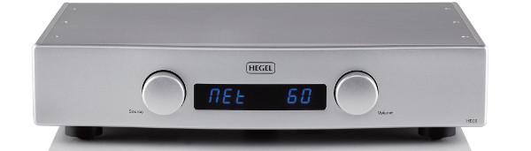 HEGEL ヘーゲル D/A Converter with USB&Ethernet HD30 (シルバー) 新品
