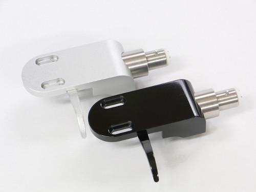 IKEDA Sound Labs ヘッドシェル IS-2T 端子部チタンモデル (ブラック) 1個 新品